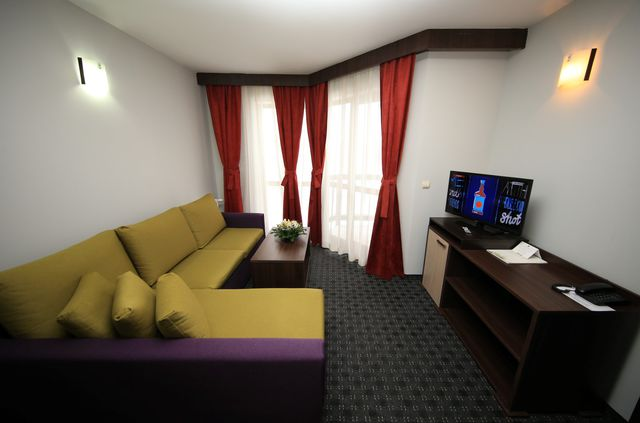 MPM Guinness Hotel - Two-bedroom apartment